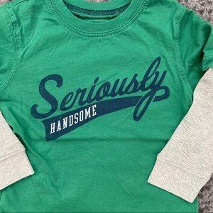 Carter's Shirts & Tops - Toddler Boy Long-Sleeve Shirt #15